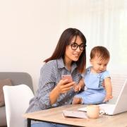πανδημία κορωναϊού και νέες μητέρες